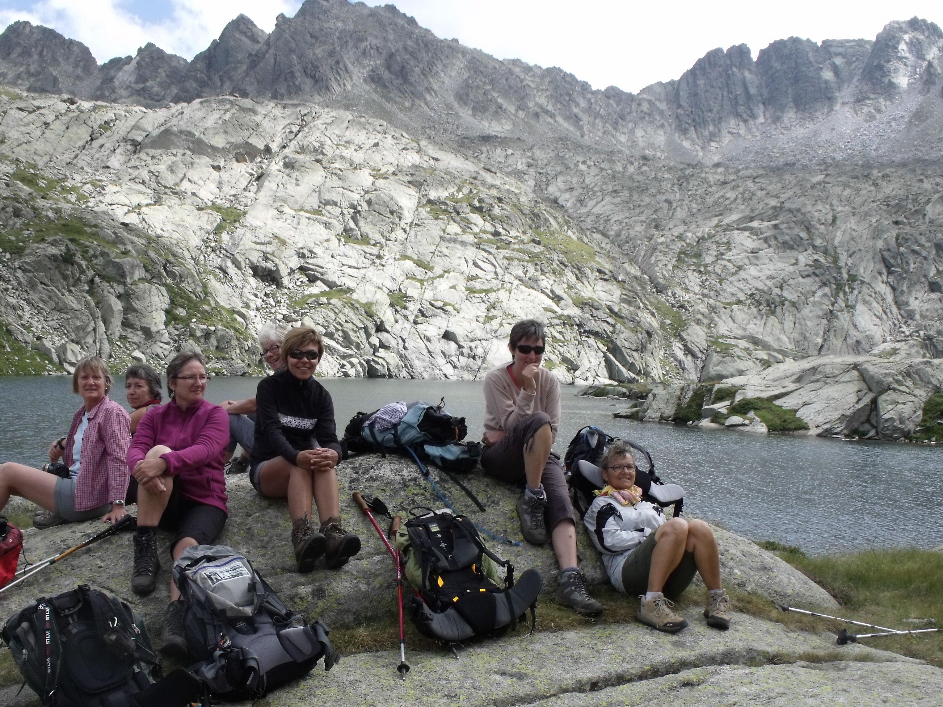 rando refuge Pyrénées