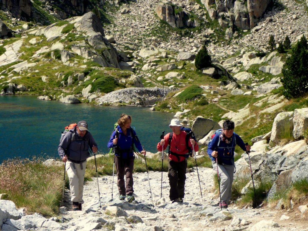 accompagnement en montagne dans les Pyrénées