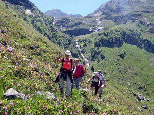 Amilclub 63 aux Pyrénées