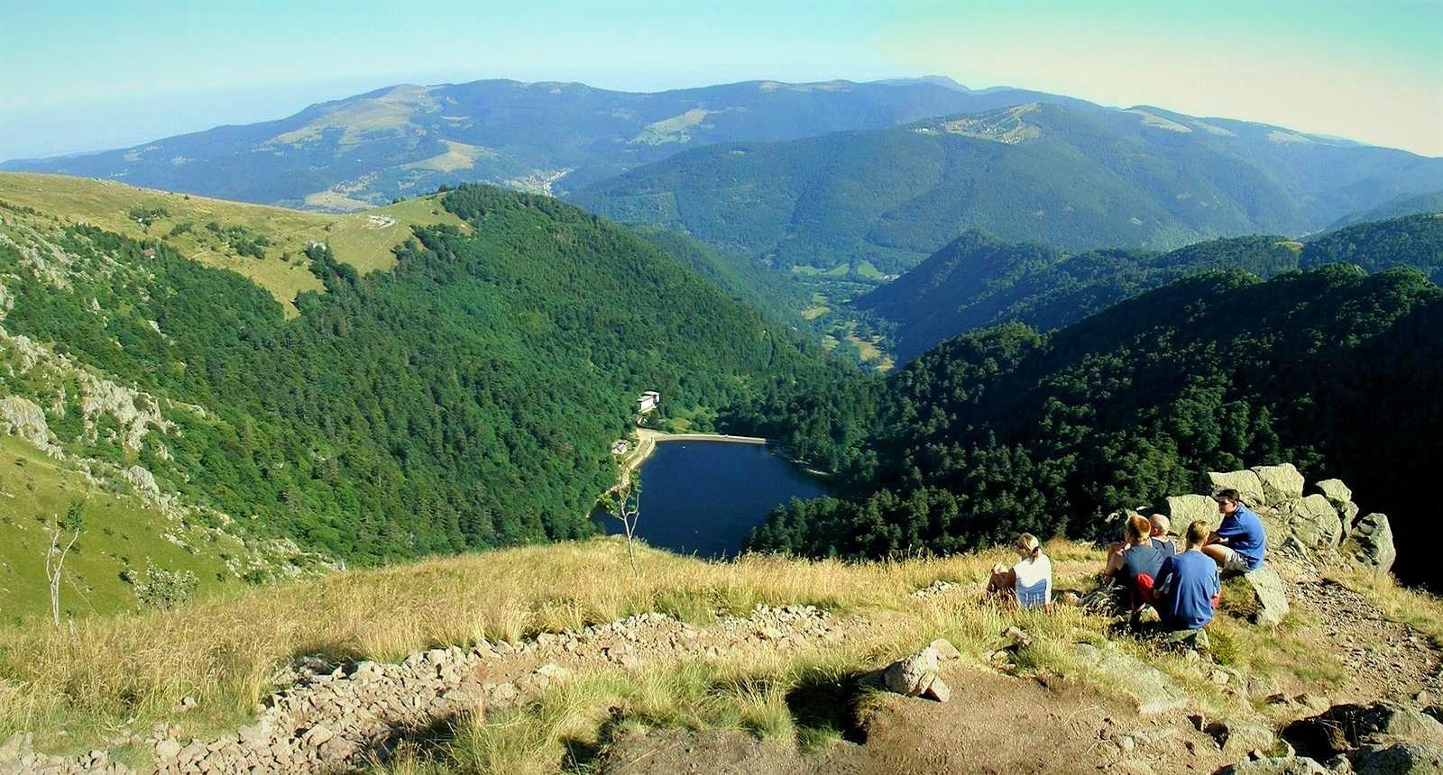 des Vosges aux Pyrénées