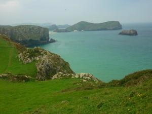 un littoral de toute beauté